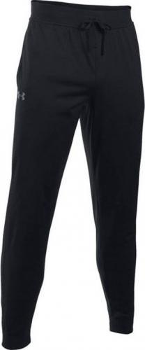 Under Armour Spodnie męskie Sportstyle Jogger Pants czarne r. S (1272412-001)