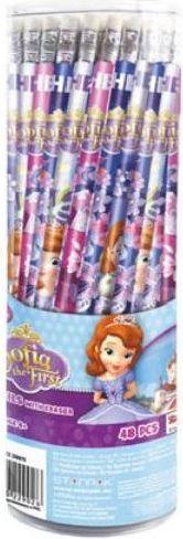 Starpak Ołówek z gumką - Jej Wysokość Zosia (335488)