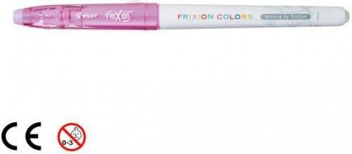 Pilot Marker Pilot Frixion Colors jasnoróżowy p12