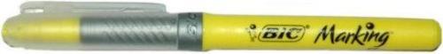Bic Zakreślacz Highlighter żółty