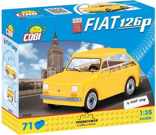 Cobi Klocki Polski Fiat 126P 71 elementów  (24530)