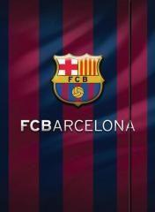 Eurocom Teczka A4 na dokumenty FC Barcelona