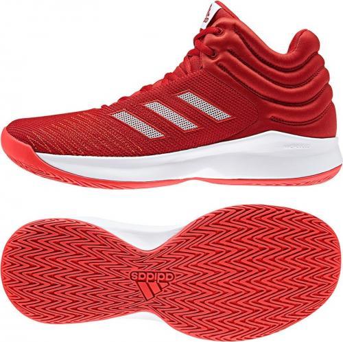 Adidas Buty adidas Pro Sprak 2018 czerwone r. 48 (B44964) ID produktu: 4631363