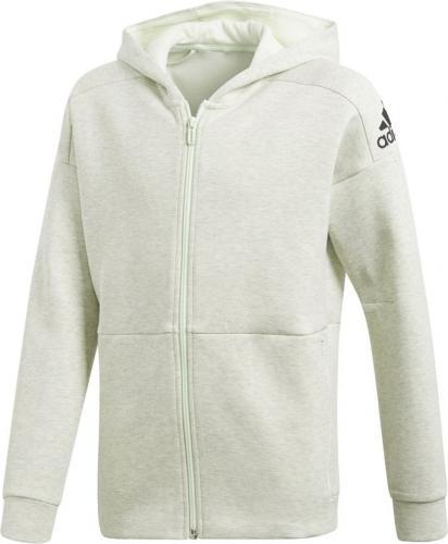 Adidas Bluza dziecięca YG ID Stadium zielona r. 128 cm (CF6722)