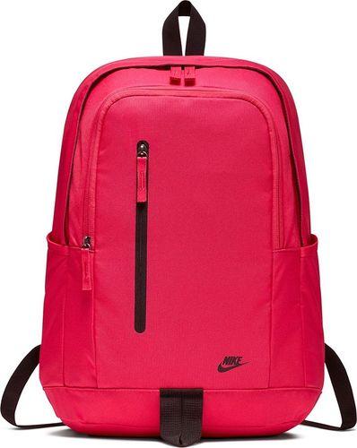 003e967acad70 Nike Plecak Nike All Access Soleday granatowy różowy (BA5532 666)
