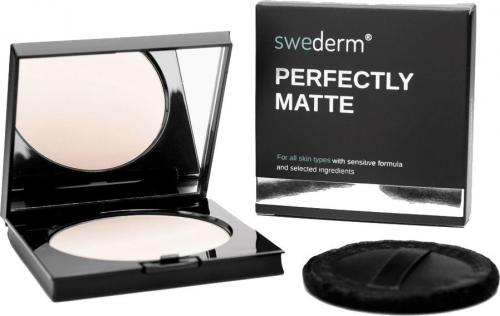 Swederm PEFRECTLY MATTE Puder matujący 9g