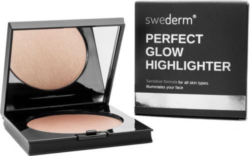 Swederm PERFECT GLOW HIGHLIGHTER Rozświetlacz 9g
