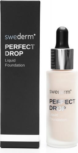 Swederm PERFECT DROP Liqiud Foundation Fluid  PORCELAIN 30 ml