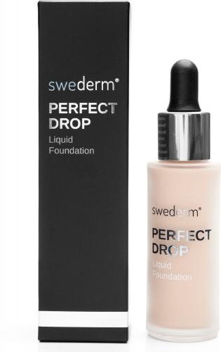 Swederm PERFECT DROP Liqiud Foundation Fluid  IVORY 30 ml