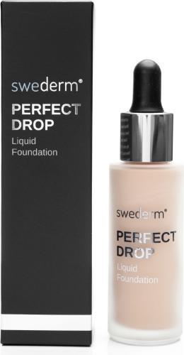 Swederm PERFECT DROP Liqiud Foundation Fluid  HONEY 30 ml