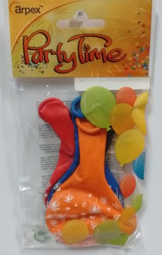 Arpex Balony okazjonalne z nadrukiem, 4 sztuki (ARPE2109)