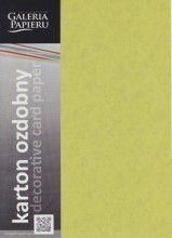 Argo Papier ozdobny (wizytówkowy) LIŚCIE OLIWKOWY 250g