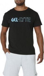 Asics Koszulka męska Graphic 3 Tee czarna r. L (A16060-9042)