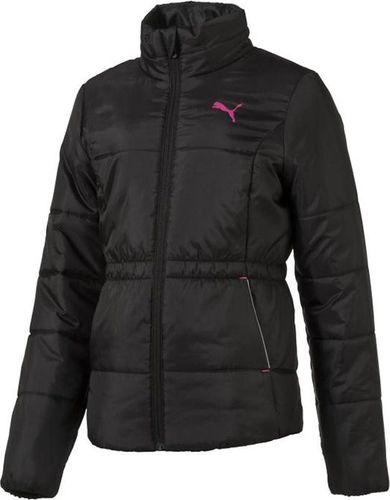 Puma Kurtka damska Ess Padded Jacket czarna r. XL (838696-01)