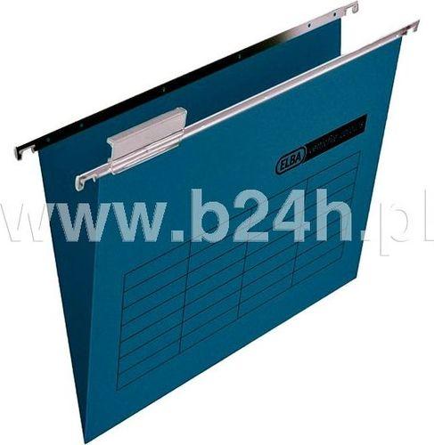 Elba Teczka A4 zawieszkowa niebieska (100552086)