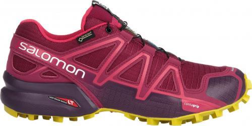 Salomon Buty damskie Speedcross 4 GTX W Beet Red/Potent r. 37 1/3 (404666)