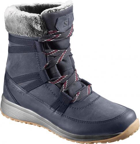 Salomon Buty zimowe damskie Heika Ltr CS WP Navy Blazer r. 38 2/3 (398618)