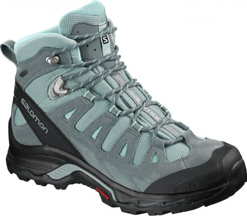 Salomon Buty damskie Quest Prime GTX W Lead/Stormy Weather/Eggshell Blue r. 38 2/3 (404636)