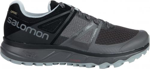Salomon Buty męskie Trailster GTX Magnet/Black/Quarry r. 45 1/3 (404882)