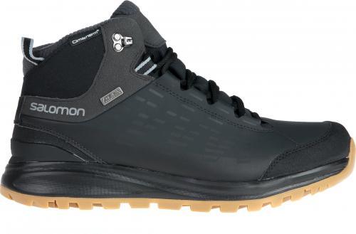 Salomon Buty zimowe męskie Kaipo CS WP 2 Black/Phantom r. 45 1/3  (404717)