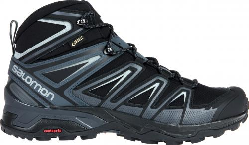 Salomon Buty męskie X Ultra 3 Wide Mid GTX Black/India Ink r. 44 2/3 (401293)