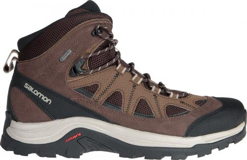 Salomon Buty męskie Authentic LTR GTX Black Coffee/Chocolate Brown r. 43 1/3 (394668)