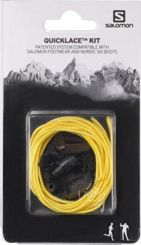 Salomon Wiązanie do butów Quicklace Kit Yellow (326676)