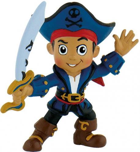 Bullyland Kapitan Jake i Piraci z Nibylandii. Kapitan Jake Figurka