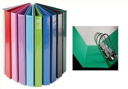 Segregator Panta Plast 4-ringowy A4 40mm zielony (PANT0654)