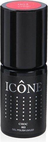 Icone Gel Polish UV/LED lakier hybrydowy 003 Choc 6ml