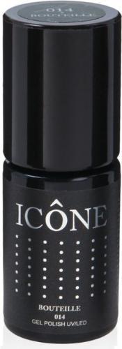 Icone Gel Polish UV/LED lakier hybrydowy 014 Bouteille 6ml