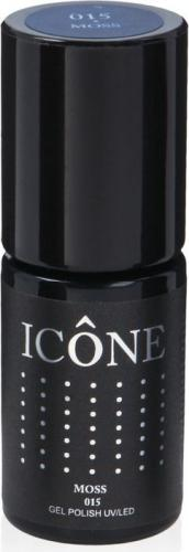Icone Gel Polish UV/LED lakier hybrydowy 015 Moss 6ml