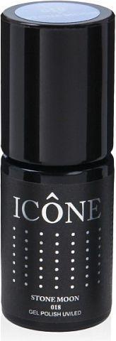 Icone Gel Polish UV/LED lakier hybrydowy 018 Stone Moon 6ml