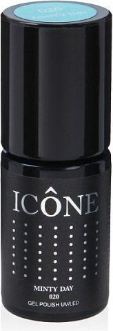 Icone Gel Polish UV/LED lakier hybrydowy 020 Minty Day 6ml