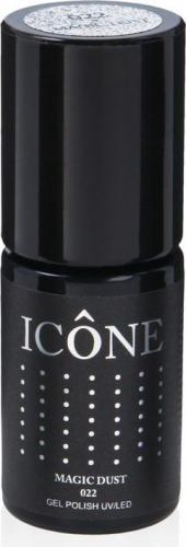 Icone Gel Polish UV/LED lakier hybrydowy 022 Magic Dust 6ml