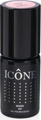 Icone Gel Polish UV/LED lakier hybrydowy 027 Shiny 6ml