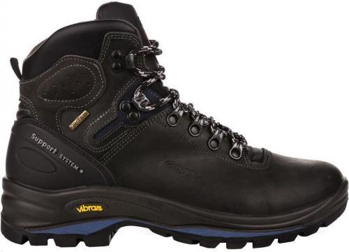 Grisport Buty męskie trekking 2.0 czarne r. 45 (12833D1G)