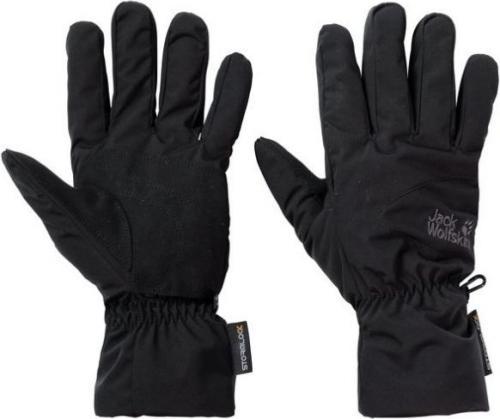 Jack Wolfskin Rękawiczki unisex Stormlock Highloft Glove czarne r. M