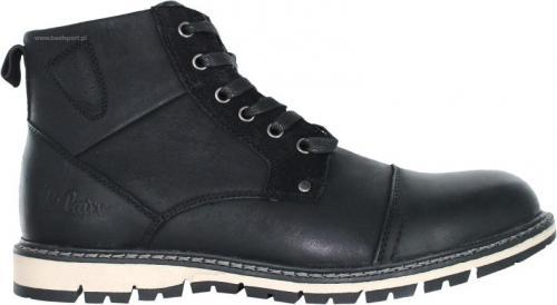 Lee Cooper Obuwie męskie black r. 45 (LCJ-18-523-022B)