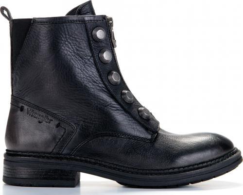 Wrangler Buty damskie Gstad Button WF2370101 Black r. 41