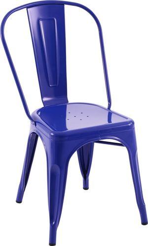 King Home Krzesło Tower niebieskie