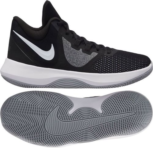 Nike Buty męskie Air Precision II czarne r. 49 1/2 (AA7069 001)