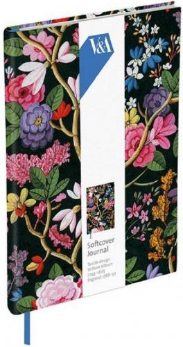 Museums & Galleries Notatnik ozdobny Kilburn Floral