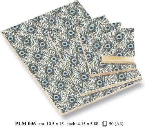 ROSSI Notes ozdobny A6 BR PLM036