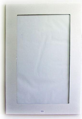 Ramka Raw West Antyrama plexi 61x91,5 cm