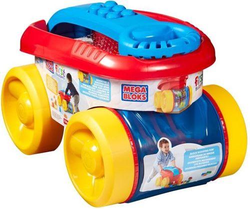Mattel Zbieracz klocków - Mega Blocks