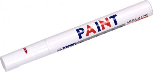 Dalp Pisak z farbą Medium Line czerwony (SP101)