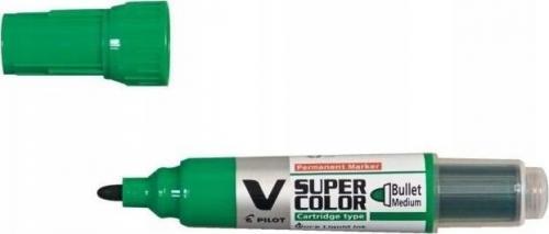 Pilot Marker V-Super zielony (PILO0173)