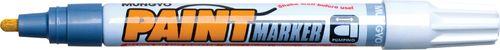 Tadeo Trading Marker olejowy Mungyo srebrny (TADX0033)