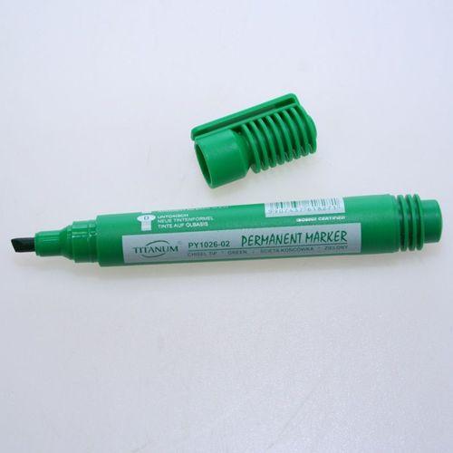 Titanum Marker pemanentny Titanum zielony (PY1026-02)